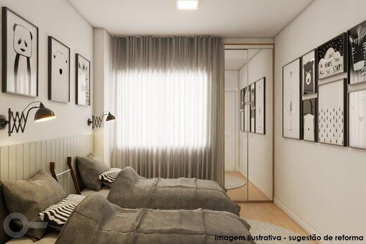 Quarto principal - Apartamento 2 quartos à venda Alto da Lapa, São Paulo - R$ 531.000 - II-19329-32207 - 13
