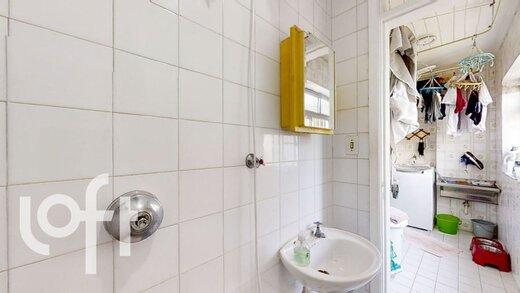 Banheiro - Apartamento 2 quartos à venda Pinheiros, São Paulo - R$ 780.000 - II-19386-32290 - 4
