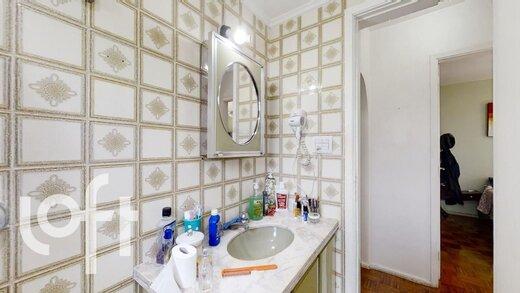 Banheiro - Apartamento 2 quartos à venda Pinheiros, São Paulo - R$ 780.000 - II-19386-32290 - 6