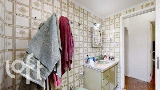 Banheiro - Apartamento 2 quartos à venda Pinheiros, São Paulo - R$ 780.000 - II-19386-32290 - 7