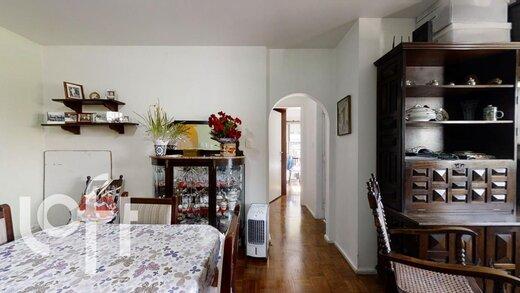 Living - Apartamento 2 quartos à venda Pinheiros, São Paulo - R$ 780.000 - II-19386-32290 - 16