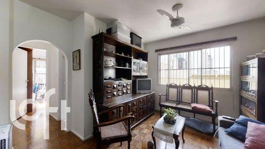 Living - Apartamento 2 quartos à venda Pinheiros, São Paulo - R$ 780.000 - II-19386-32290 - 18