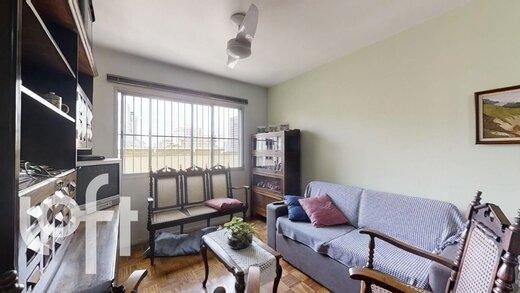 Living - Apartamento 2 quartos à venda Pinheiros, São Paulo - R$ 780.000 - II-19386-32290 - 19