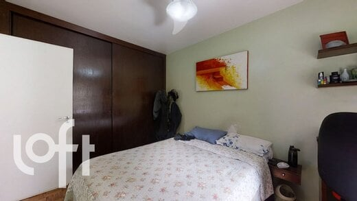 Quarto principal - Apartamento 2 quartos à venda Pinheiros, São Paulo - R$ 780.000 - II-19386-32290 - 30