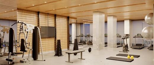 Fitness - Fachada - HUB Alto da Boa Vista - Residencial - Breve Lançamento - 1031 - 7