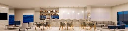 Salao de festas - Fachada - HUB Alto da Boa Vista - Residencial - Breve Lançamento - 1031 - 9