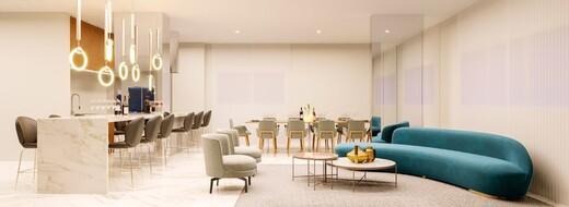 Salao de festas - Fachada - HUB Alto da Boa Vista - Residencial - Breve Lançamento - 1031 - 10