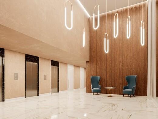 Hall - Fachada - HUB Alto da Boa Vista - Studios NR - Breve Lançamento - 1032 - 3