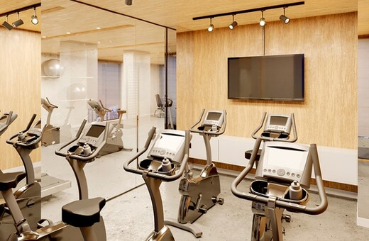 Fitness - Fachada - HUB Alto da Boa Vista - Studios NR - Breve Lançamento - 1032 - 8
