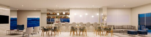 Salao de festas - Fachada - HUB Alto da Boa Vista - Studios NR - Breve Lançamento - 1032 - 9