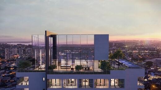 Voo de passaro - Fachada - HUB Alto da Boa Vista - Studios NR - Breve Lançamento - 1032 - 13