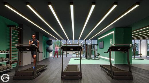 Fitness - Studio à venda Avenida Santo Amaro,Santo Amaro, São Paulo - R$ 319.951 - II-19387-35576 - 5
