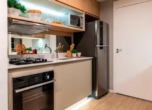 Cozinha - Fachada - Plano&Estação Barra Funda - Fase 1 - 1087 - 8