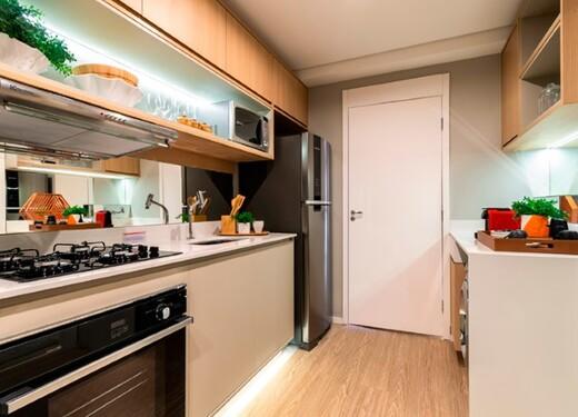 Cozinha - Fachada - Plano&Estação Barra Funda - Fase 1 - 1087 - 9