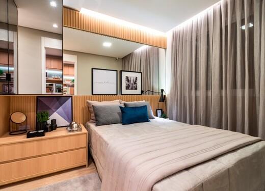 Dormitorio - Fachada - Plano&Estação Barra Funda - Fase 1 - 1087 - 11