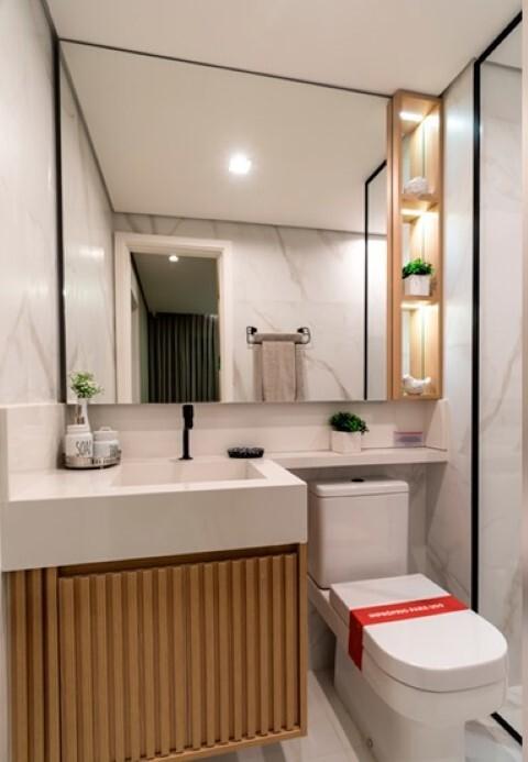 Banheiro - Fachada - Plano&Estação Barra Funda - Fase 1 - 1087 - 14
