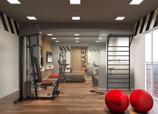 Fitness - Fachada - Plano&Estação Barra Funda - Fase 1 - 1087 - 18