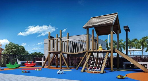 Playground - Fachada - Vibra Campo Limpo - Breve Lançamento - 1071 - 7