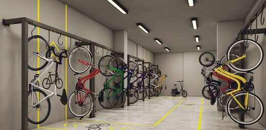 Bicicletario - Fachada - KZ Jabaquara - 1103 - 12