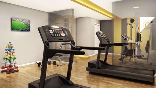 Fitness - Fachada - Vibra Campo Limpo - Breve Lançamento - 1071 - 3
