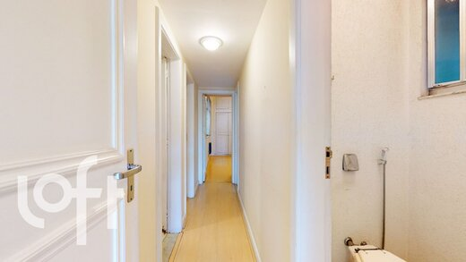 Banheiro - Apartamento 2 quartos à venda Gávea, Rio de Janeiro - R$ 1.416.000 - II-19503-32473 - 3