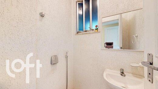 Banheiro - Apartamento 2 quartos à venda Gávea, Rio de Janeiro - R$ 1.416.000 - II-19503-32473 - 4