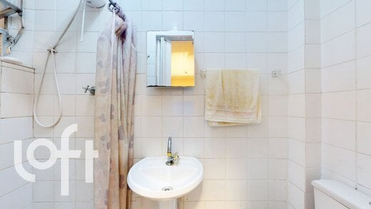 Banheiro - Apartamento 2 quartos à venda Gávea, Rio de Janeiro - R$ 1.416.000 - II-19503-32473 - 5