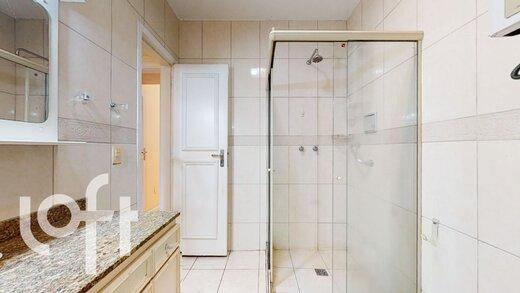 Banheiro - Apartamento 2 quartos à venda Gávea, Rio de Janeiro - R$ 1.416.000 - II-19503-32473 - 6