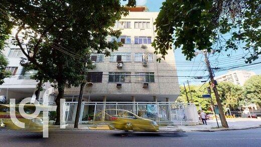 Fachada - Apartamento 2 quartos à venda Gávea, Rio de Janeiro - R$ 1.416.000 - II-19503-32473 - 10