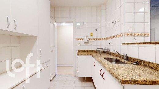 Cozinha - Apartamento 2 quartos à venda Gávea, Rio de Janeiro - R$ 1.416.000 - II-19503-32473 - 12