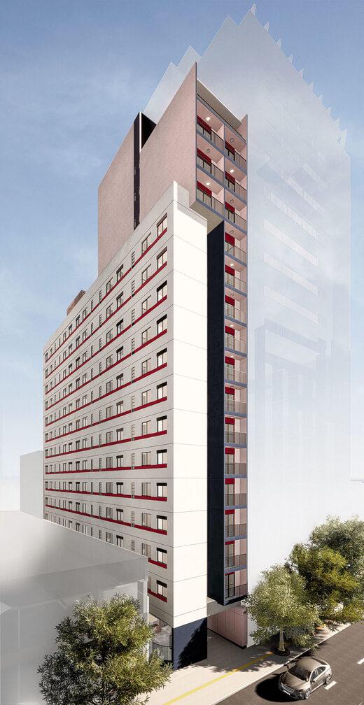 Fachada - Fachada - Bem Viver Design - Residencial - Breve Lançamento - 1075 - 1