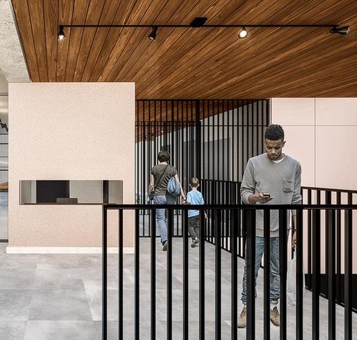 Portaria - Fachada - Bem Viver Design - Residencial - Breve Lançamento - 1075 - 3