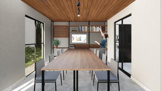 Coworking - Fachada - Bem Viver Design - Residencial - Breve Lançamento - 1075 - 6