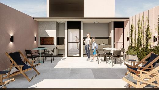 Churrasqueira - Fachada - Bem Viver Design - Residencial - Breve Lançamento - 1075 - 9