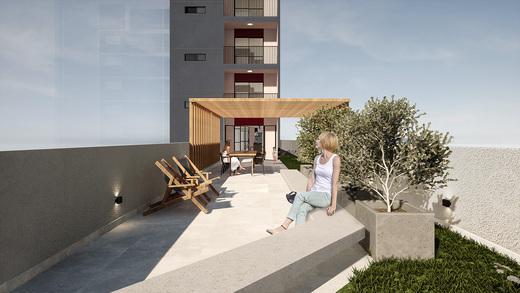 Salao de festas externo - Fachada - Bem Viver Design - Residencial - Breve Lançamento - 1075 - 10