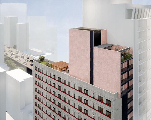 Voo de passaro - Fachada - Bem Viver Design - Residencial - Breve Lançamento - 1075 - 13