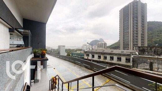 Fachada - Apartamento 3 quartos à venda Botafogo, Rio de Janeiro - R$ 1.080.000 - II-19533-32524 - 17