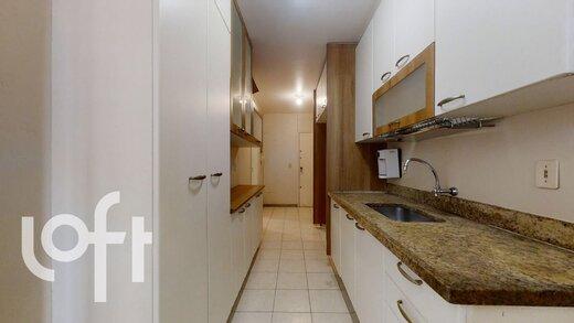 Cozinha - Apartamento 3 quartos à venda Botafogo, Rio de Janeiro - R$ 1.080.000 - II-19533-32524 - 30