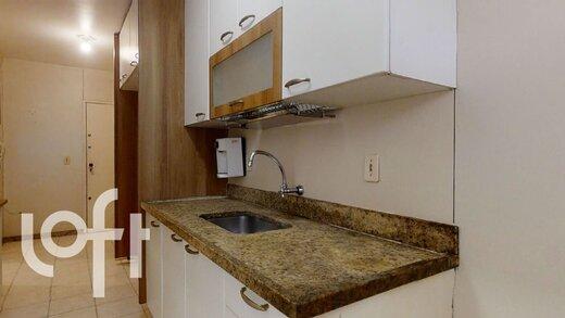Cozinha - Apartamento 3 quartos à venda Botafogo, Rio de Janeiro - R$ 1.080.000 - II-19533-32524 - 31