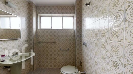 Banheiro - Apartamento 2 quartos à venda Vila Madalena, São Paulo - R$ 925.000 - II-19534-32525 - 4