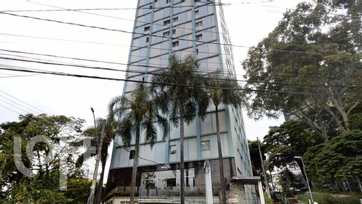 Fachada - Apartamento 2 quartos à venda Vila Madalena, São Paulo - R$ 925.000 - II-19534-32525 - 7
