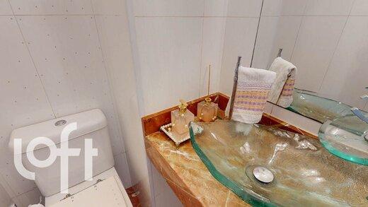 Banheiro - Apartamento à venda Rua Doutor Abelardo Vergueiro César,Campo Belo, São Paulo - R$ 875.000 - II-19535-32526 - 14