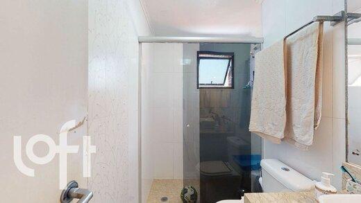 Banheiro - Apartamento à venda Rua Doutor Abelardo Vergueiro César,Campo Belo, São Paulo - R$ 875.000 - II-19535-32526 - 16