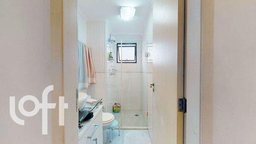 Banheiro - Apartamento à venda Rua Doutor Abelardo Vergueiro César,Campo Belo, São Paulo - R$ 875.000 - II-19535-32526 - 18