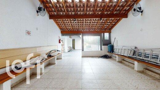 Fachada - Apartamento à venda Rua Doutor Abelardo Vergueiro César,Campo Belo, São Paulo - R$ 875.000 - II-19535-32526 - 19