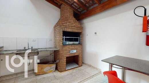 Fachada - Apartamento à venda Rua Doutor Abelardo Vergueiro César,Campo Belo, São Paulo - R$ 875.000 - II-19535-32526 - 20
