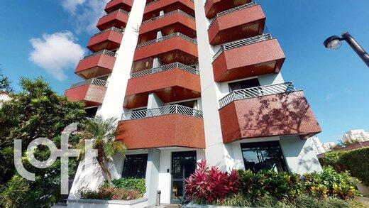 Fachada - Apartamento à venda Rua Doutor Abelardo Vergueiro César,Campo Belo, São Paulo - R$ 875.000 - II-19535-32526 - 25