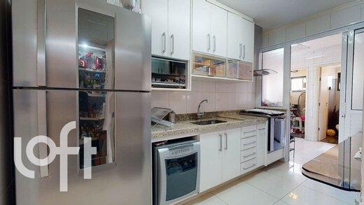 Cozinha - Apartamento à venda Rua Doutor Abelardo Vergueiro César,Campo Belo, São Paulo - R$ 875.000 - II-19535-32526 - 29