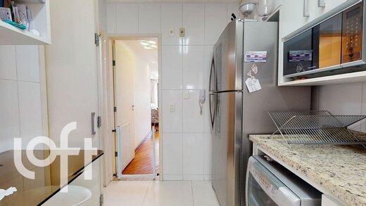 Cozinha - Apartamento à venda Rua Doutor Abelardo Vergueiro César,Campo Belo, São Paulo - R$ 875.000 - II-19535-32526 - 30