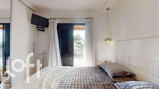 Quarto principal - Apartamento à venda Rua Doutor Abelardo Vergueiro César,Campo Belo, São Paulo - R$ 875.000 - II-19535-32526 - 1